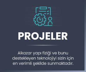 Alkazar Projeler