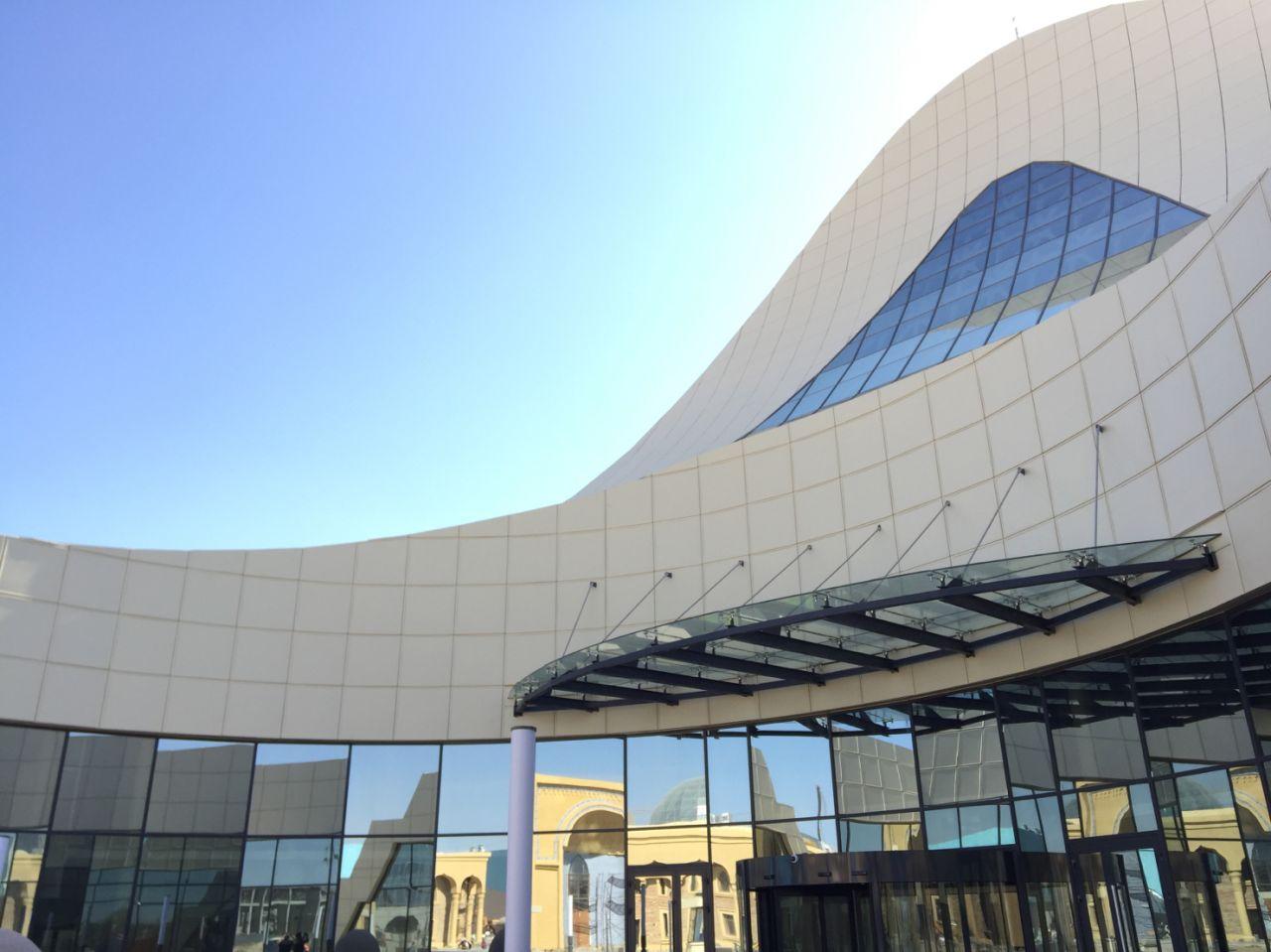 Khoja Ahmet Yasawi Museum