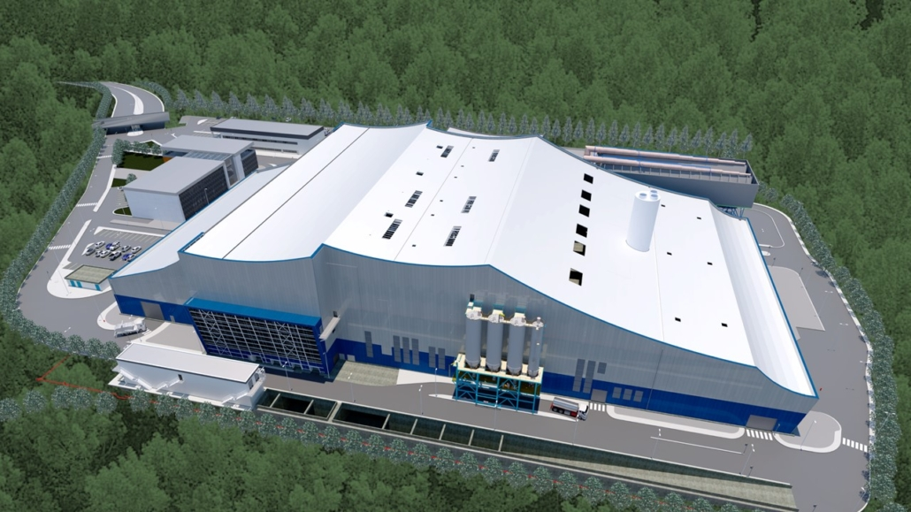 IBB Waste Incineration and Energy Generation Facility