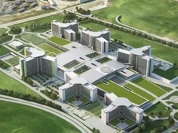 BILKENT INTEGRATED HEALTH CAMPUS