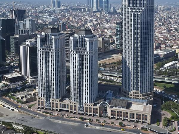 TURKIYE IS BANKASI TOWERS DATACENTER