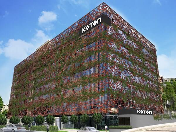 KOTON OUR HEAD OFFICE