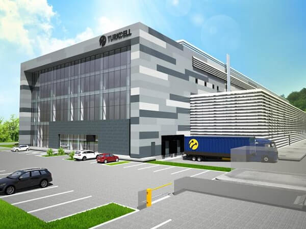 TURKCELL IZMIR DATA CENTER