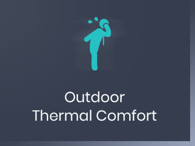 Outdoor Thermal Comfort