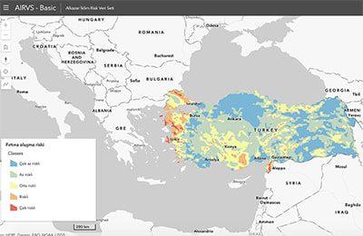 Alkazar İklim Risk Veri Seti (AİRVS) ve Hazırlık Süreci
