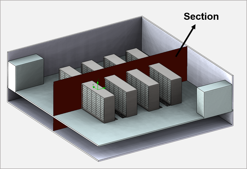 Datacenters Thermal Performance Analyses